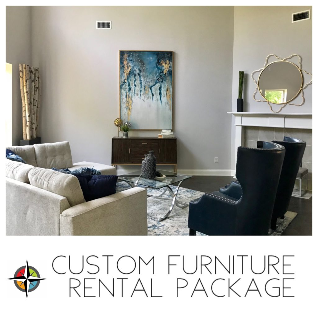 Custom Furniture Rental Package In Grand Prairie Tx Charter