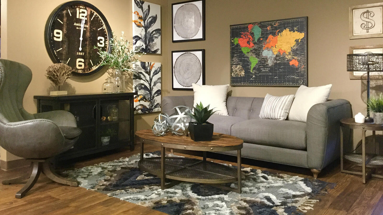 Bungalow Modeleasy Package Charter Furniture Dallas