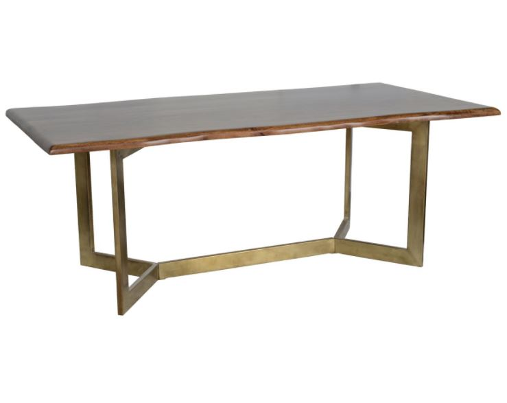 Image Kade Dining Table 80 X 40 Solid